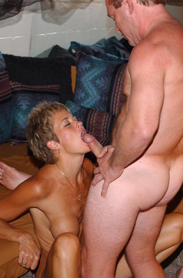 image Hot mature couple knows how to satisfy each other